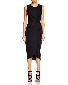 T Tahari Bellini Ruched Dress | Bloomingdale's