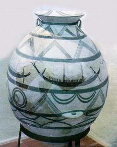 Ancient History recorded as Greek Pottery from the Century BCE showing a ship Ancient Greek Art, Ancient Greece, Ancient History, Art History, Classical Period, Classical Antiquity, Minoan Art, Mycenaean, Greek Pottery