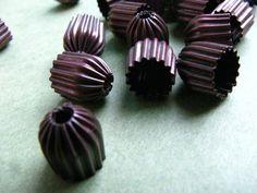 7 mm #Cone #Bead #Cap Copper Plated by Turkeysupply http://etsy.me/1MSMUzw #jewelry #ring #mount #brass #gem #bezel #setting #bead