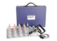 MMT Professional 17 Piece Cupping Set with Pump Gun