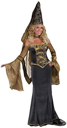 Women's Medieval Maiden Designer Collection Costume