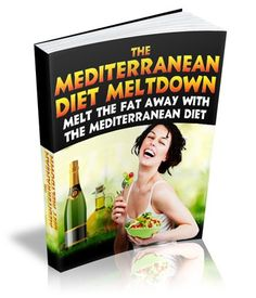The Mediterranean diets represents highly beneficial nutritional program originating in Mediterranean c