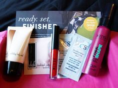 August Birchbox Review - Lots of practical picks for me this month