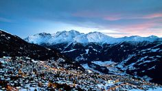 Verbier, Switzerland. The iconic resort of Switzerland.  From the Super Bowl of skiing and snowboarding, the legendary Verbier Xtreme, to the ridiculous nightlife, Verbier is a must visit for any skier and snowboarder.  With miles of mountains to explore, tons of insane views and a village set high up on the mountainside, it's like no resort in the world.  The icon of Swiss skiing.