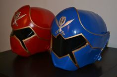Power Rangers Super Megaforce/Gokai Red Wearable by 2209studios