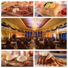 New Breakfast Offering at Magic Kingdom's Be Our Guest Restaurant - http://www.premiercustomtravel.com/blog1/?p=2384 #BeOurGuestRestaurant, #Food, #MagicKingdom, #WaltDisneyWorld