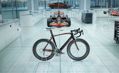 creating the world's fastest road bike with mclaren F1