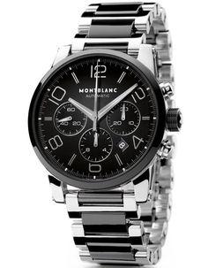 194c7cb6e62 Montblanc TimeWalker Chronograph Automatic timepiece
