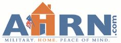 AHRN.com ~  an online search engine specifically for military and their families looking for a great place to call home.