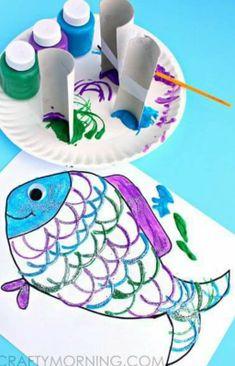 Dedique 20 minutos de seu dia a uma brincadeira com seu filho: pintar com texturas. Diversão, tempo de qualidade e lembranças de alegria que serão guardadas para sempre na memória de seu filho. A c…