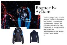 Das neue B-System von Bogner, Zwiebelprinzip neu überdacht. #bogner #bsystem #zwiebelprinzip #skibekleidung #sporthausschuster #marienplatzmuenchen #munich