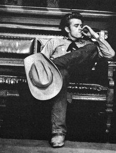 Cowboy James Dean