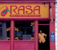 The all vegetarian Keralan menu at Rasa guarantees to leave with a full belly and a barely dented wallet. Read our glowing review here: http://www.timeout.com/london/restaurants/rasa