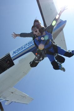 Can't wait for my 21st birthday skydive!