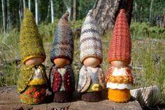 Painting Pixie Studio https://www.etsy.com/listing/162289349/autumnal-mama-mushroom-cap-gnome-waldorf Like ·  ·
