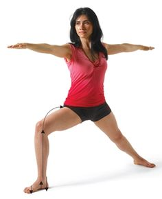 4. Warrior Pose