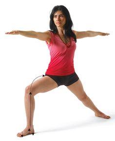 4. Warrior Pose