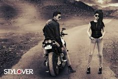 Promo Shoot for stylover.com by Antonia Fiore
