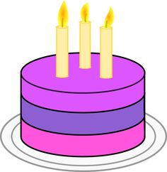 birthday cake clip art vector clip art online royalty free rh pinterest com free cake clipart images free desserts clipart