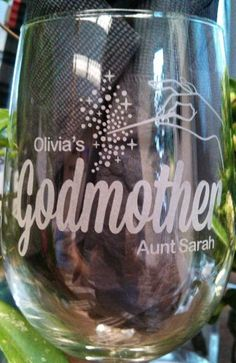 Mothers day Fairy godmother personalized by GodparentBaptismGift