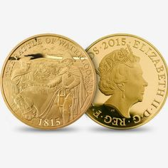 coins and more: 189) Bicentenary of the Battle of Waterloo and Nap...