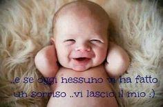Un sorriso