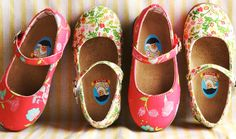 Oilily Girls' Shoes