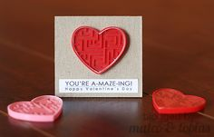 you're a-MAZE-ing valentine's