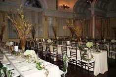 Canfield Casino Wedding Flowers- Splendid Stems Floral Designs