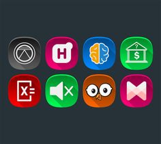 Annabelle UI - Icon Pack v1.2.5fix   Annabelle UI - Icon Pack v1.2.5fixRequirements: 4.0Overview: Beautiful Bright Clean Clear not round and not square Unique design All icons size 192x192 the drawn manually and therefore will appear on your screen just fine User-friendly application with a user-friendly interface for easy operation in the style of Android 5.0  Attention! Read this before you buy:  Theme to work you need to have at least one of the following launcher list below (many of them…