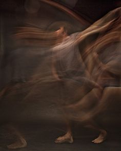 Using lengthly exposures in his latest series, Bill Wadman explores the magic of motion with flowing bodies and wisps of color. To see the whole series, check out the link below.     Long Exposure Photos Explore the Beauty of Dancers in Motion