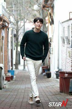 Kim woo bin looks so sweet here Korean Celebrities, Korean Actors, Kim Wo Bin, Hallyu Star, Woo Bin, Bae Suzy, Japanese Men, Korean Men, Lee Min Ho