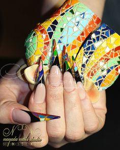 Nail art - Nayada nails