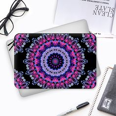 Spring at Night - Macbook Sleeve by artist #Heaven7 @casetify