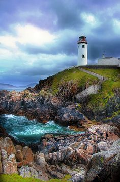 ~~The Lighthouse | Fanad Head Lighthouse, Ireland by RobIreland~~