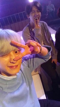 Chanyeol and Baekhyun | 150515 Lee Sang June Twiteer Update