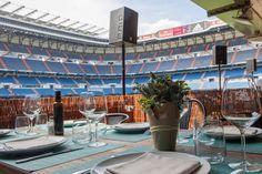 TRZ Bernabéu terraza Madrid