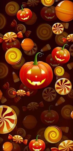 Thanksgiving Wallpaper, Halloween Pictures, Halloween Boo, Halloween Wallpaper, Pumpkin Carving, Wallpaper Backgrounds, Holiday, Christmas, Art