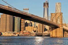 Brooklyn Bridge in the morning