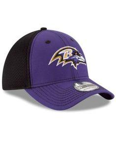 designer fashion 3d425 2f961 New Era Baltimore Ravens TC Front Neo 39THIRTY Cap   Reviews - Sports Fan  Shop By Lids - Men - Macy s
