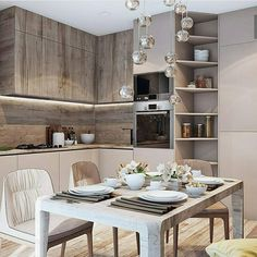 [New] The 10 Best Home Decor (with Pictures) - Design your kitchen the place which is said to be the heart of your home. Call us now. Home Decor Kitchen, Kitchen Design Small, Modern Home Interior Design, Kitchen Decor, Interior Design Kitchen, Kitchen Island Decor, Home Decor, Home Interior Design, Kitchen Design