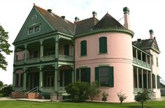 Southdown Plantation House is a 19th-century sugar manor house and home to the Terrebonne Museum of history, culture, and arts in Houma, Louisiana.