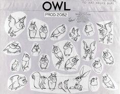 disney owls