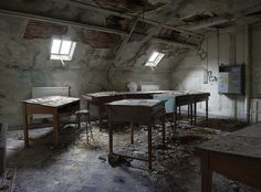 Wrecked Classroom | Flickr - Photo Sharing!