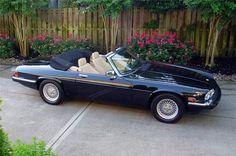 1991 JAGUAR XJS CONVERTIBLE - Barrett-Jackson Auction Company - World's Greatest Collector Car Auctions