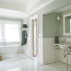 Soothing, spa-like bath at a budget price. | Photo: Erik Johnson | thisoldhouse.com