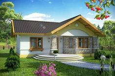 304 Best Small simple houses images in 2019   Home plans