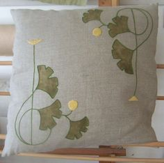 Pillow by MeltonWorkroom.com