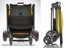 Mamas & Papas Armadillo Stroller has the world's compact fold in its class. Here is my full review...