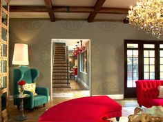 Pretty, Pretty room